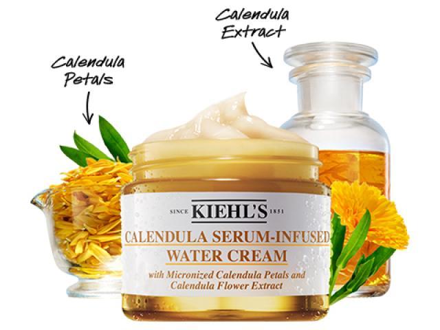 Free Calendula Serum-Infused Water Cream By Kiehl's Sample!