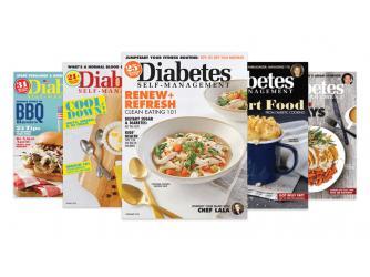 Free Magazine: Diabetes Self-Management Subscription Sample!
