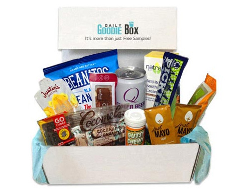 Get A Free Goodie Box!