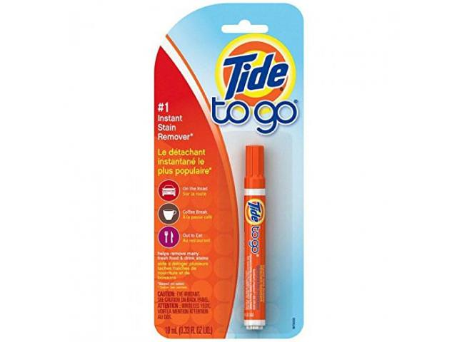 Get A Free Tide To Go Instant Stain Remover!