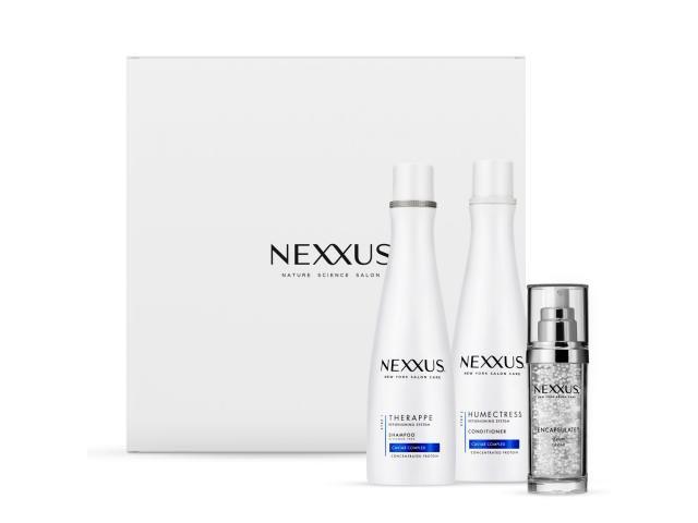 Get A Free Nexxus Hair Kit!
