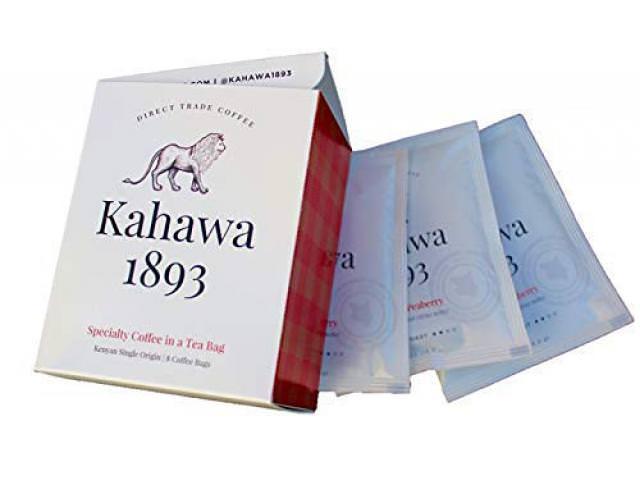 Get A Free Kahawa Coffee Sample!