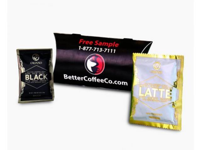 Get A Free Gourmet Coffee Sample!